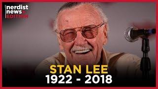 Remembering Stan Lee (Nerdist News Edition)