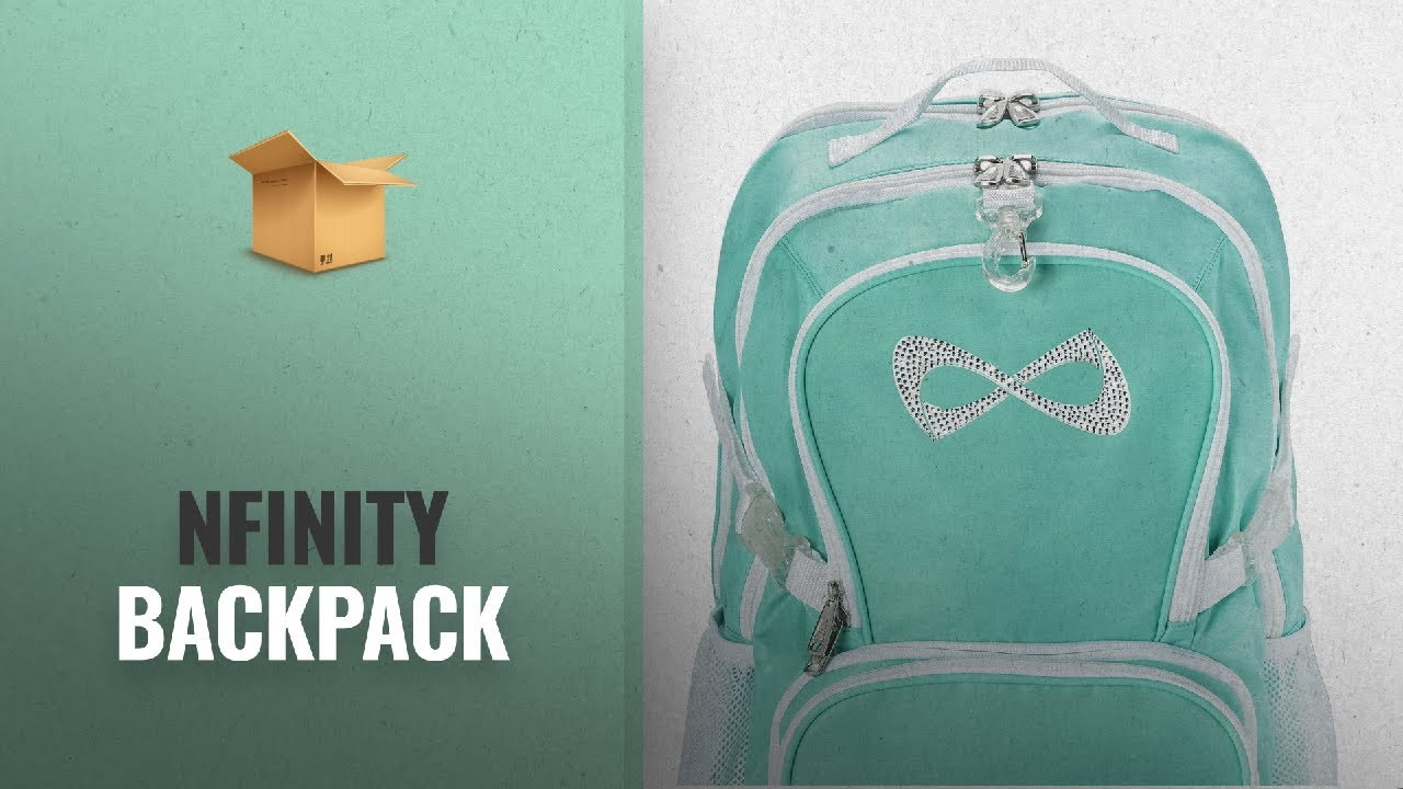 7c4bc4472241 Top Selected Nfinity Backpack / Back To School Collection: Nfinity Princess  Backpack Light Teal