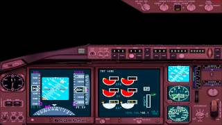 Boeing 767 Japan Airlines Flight From Taipei To Singapore Take Off FS2004