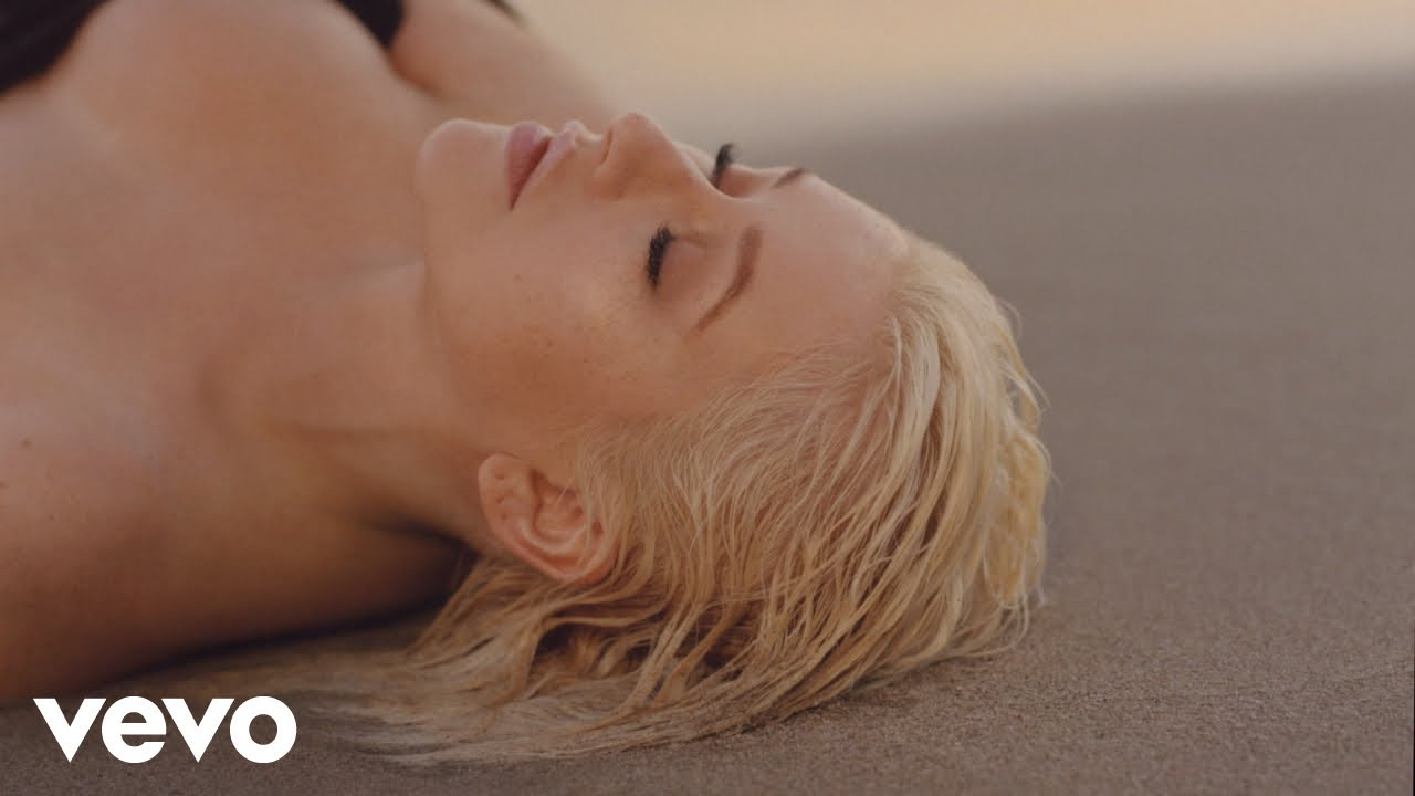 Christina Aguilera - Twice (Audio)