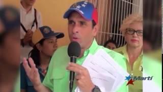 La oposición venezolana asegura que homicidas se infiltraron en sus partidos políticos