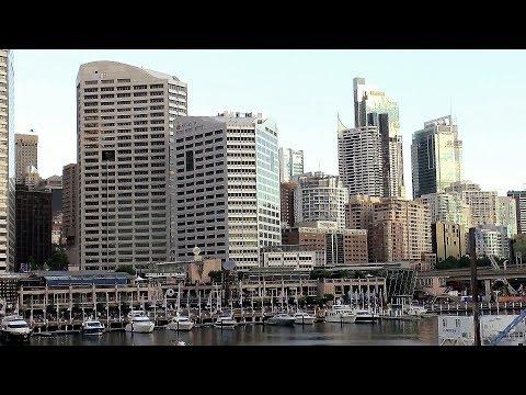 Viếng Thăm Sydney, Úc Châu – Sydney & Darling Harbour