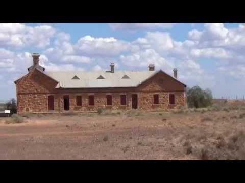 Part 2 Murchison/Gold Fields Ghost Town And Ghost Mine Tour 2015