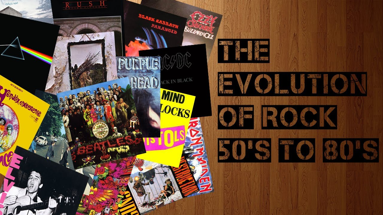 evolution of rock Brad hollands & virgil neace are excited to introduce evolution come listen to some great classic to current rock, have a few drinks and meet some amazing new friends.