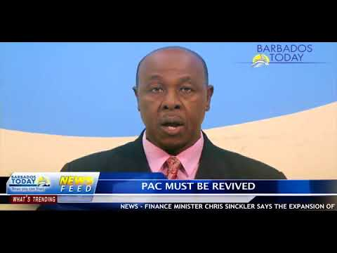 BARBADOS TODAY AFTERNOON UPDATE - February 20, 2018 - Dauer: 10 Minuten