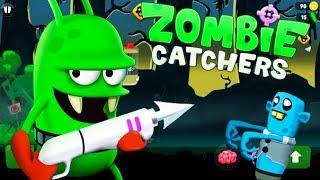 ОХОТНИКИ НА ЗОМБИ #62 Мульт Игра для детей про ловцов зомби Zombie Catchers #Мобильные игры