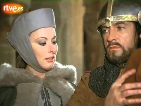Cantar mio Cid. El Cid se despide de su mujer e hijos