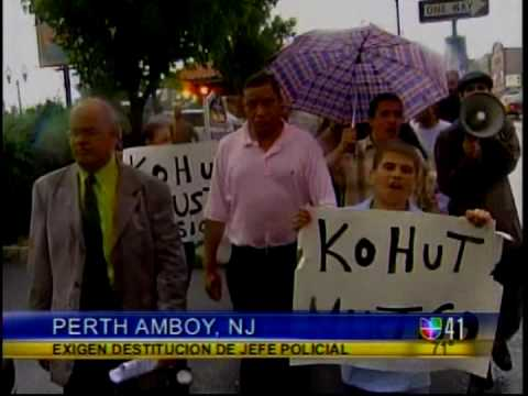 Perth Amboy Protest July 11, 2007