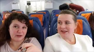 видео: Перелет Стамбул-Москва! Аэрофлот!