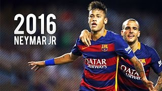 Neymar Jr ● Ultimate Skills & Goals 2015/2016 | HD