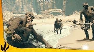 UNE RETRAITE BIEN MÉRITÉE À LA PLAGE ! (Ancestors: The Humankind Odyssey #20 FIN)