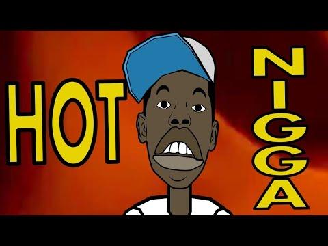Bobby Shmurda- Hot Nigga Parody Cartoon