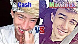 Cash And Maverick TikToks!!