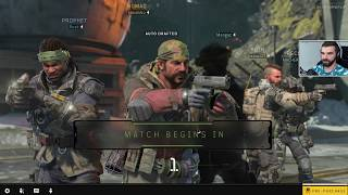 Call of Duty: Black Ops IIII BETA - Pierwsze wrażenia ft. RockAlone