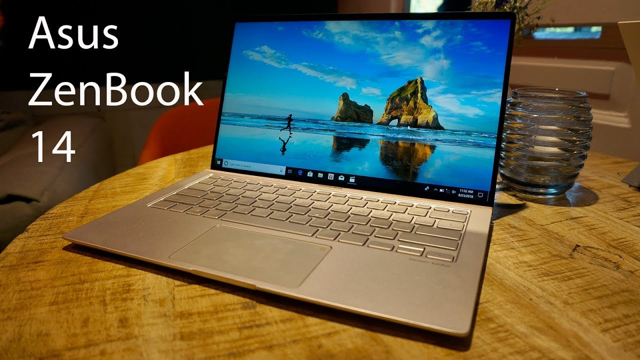 Asus ZenBook 14 (UX433) Review: Asus Finds Its Zen - Tech