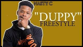 Nasty c- factory78 freestyle (reaction ...