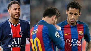 Neymar wants to RETURN to Barcelona and play with Lionel Messi... in the summer of 2021?