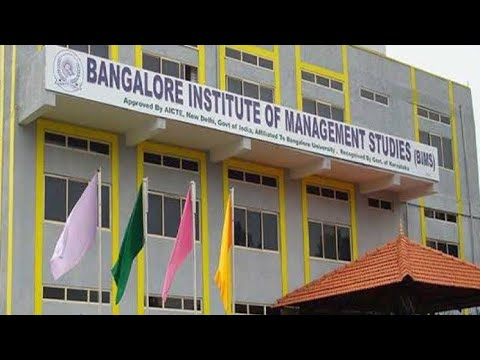 Bangalore Institute of Management Studies | BIMS | Official College Video | MBA in Bangalore