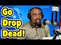 """""""GO DROP DEAD!"""" ... """"Sweet"""" Black Lady Cries """"Uncle Tom"""" After Hearing Truth About Black People"""