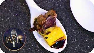 Jetzt werden die Krallen ausgefahren! | The Taste 2014 | SAT.1