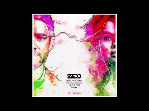 [Free DL] I Want You To Know ft. Selena Gomez (Milo & Otis Remix)