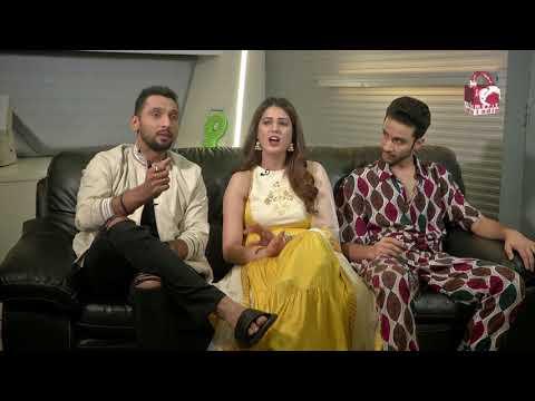 Nawabzaade Team || Interview || Raghav Juyal, Punit Pathak & Isha Rikhi || Music India