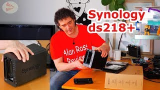 Synology ds218+ diskstation nas review