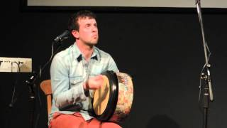 Colm Phelan bodhrán solo - Craiceann Bodrán festival 2013 video notes