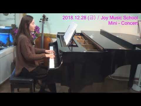 조이음악학원 ' 선생님 연주 '
