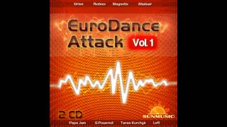 Скачать Eurodance Attack Vol 1 Open Close 192kbits