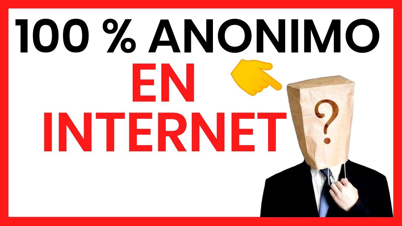Navegación Anónima en Internet
