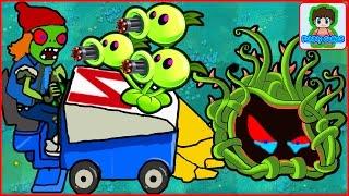 Игра Растения против зомби от Фаника Plants vs zombies 8