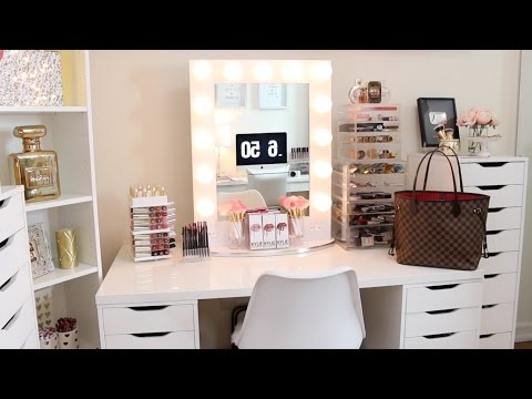 My Beauty Room Tour 2016 | Diana Saldana
