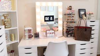 My Beauty Room Tour 2016   Diana Saldana