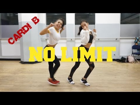 "Saryna Garcia | "" No Limit"" by Cardi B & G Eazy