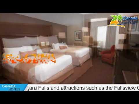 Best Western Plus Cairn Croft Hotel - Niagara Falls Hotels, Canada