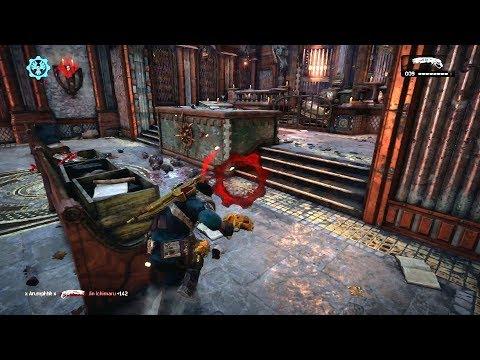 HEAVY SCION MAYBE? TDM HIGH OCTANE SORCERY! (Gears of War 4)