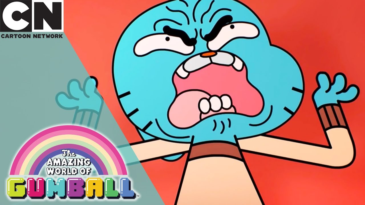 The Amazing World of Gumball | Life Can Make You Smile – Sing Along | Cartoon Network