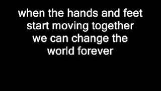 Watch Hawk Nelson We Can Change The World video