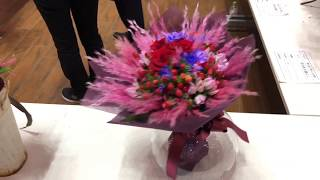 花のあるくらし 1000人の花育(予告編)