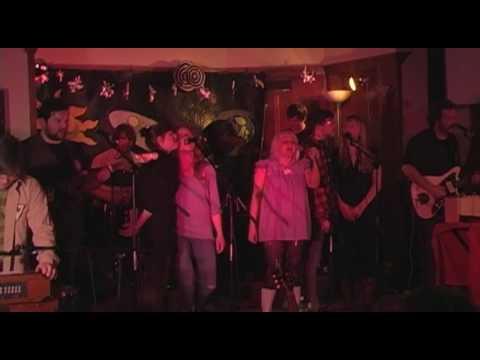 Bruce Peninsula - Lift Em' Up & Jack Can I Ride? (Live) @ Kingston, ON - March 20, '09