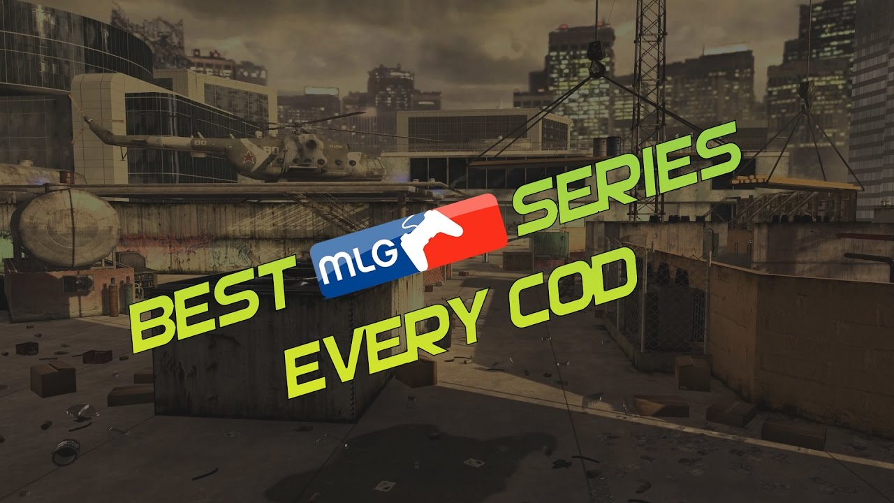 what does mlg mean in cod