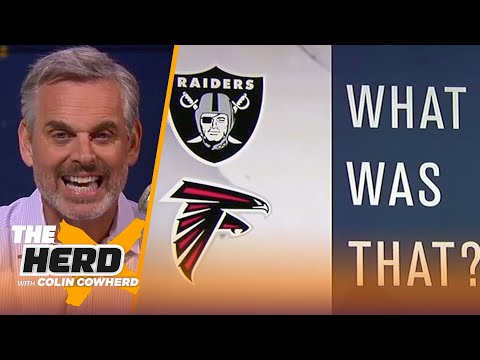 Colin Cowherd plays the 3-Word Game after NFL Week 12 | NFL | THE HERD