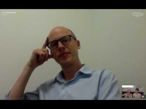 Lev Grossman Q&A