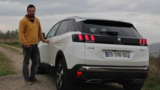 Test Peugeot 3008 Test Sr