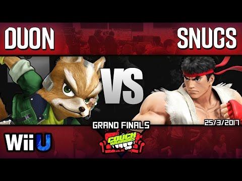 March '17 Ranbat - Snuggles (Ryu) vs Duon (Fox, Little Mac) - Grand Finals