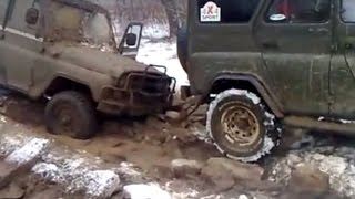 4x4 Fails Wins Ultimate Compilation Deep Mud Bog