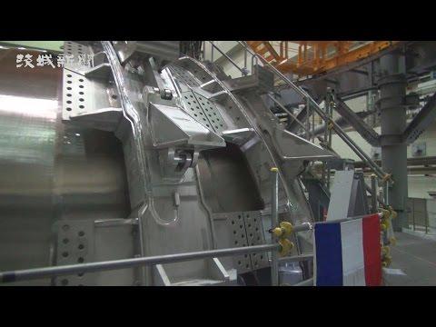 磁場コイル組み立て開始 那珂研のJT-60SA 作業「おおむね順調」