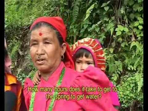 The Nepal Trust - Kaskikot Water Project