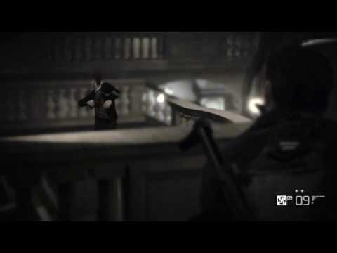 "Splinter Cell: Conviction ""Lies"" trailer"